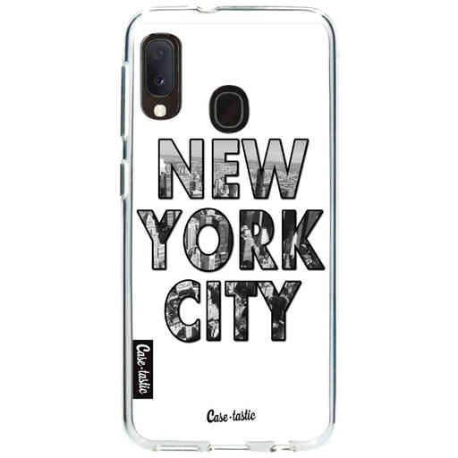 Casetastic Softcover Samsung Galaxy A20e (2019) - New York City