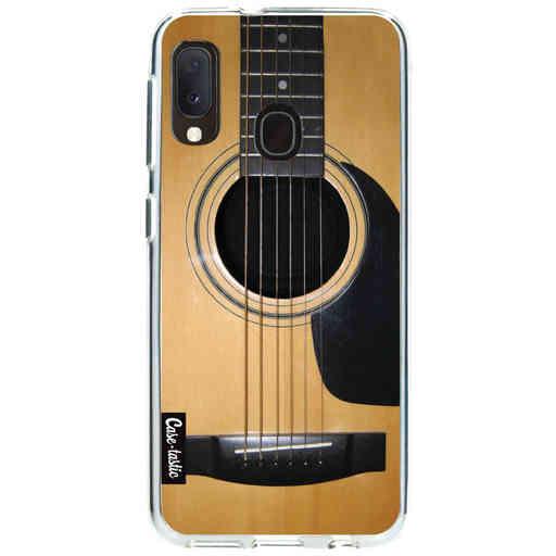Casetastic Softcover Samsung Galaxy A20e (2019) - Guitar