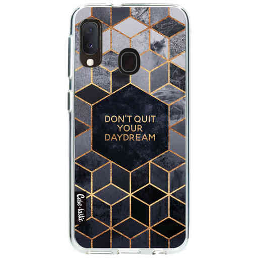 Casetastic Softcover Samsung Galaxy A20e (2019) - Don't Quit Your Daydream