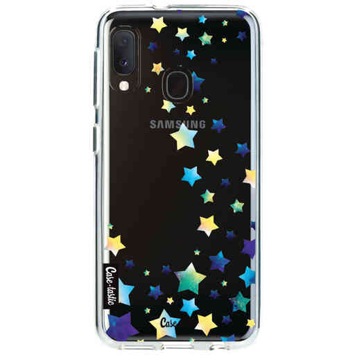 Casetastic Softcover Samsung Galaxy A20e (2019) - Funky Stars