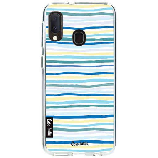 Casetastic Softcover Samsung Galaxy A20e (2019) - Stripe Vibe