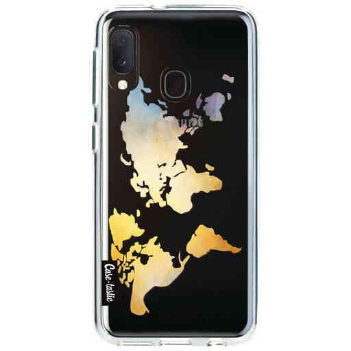Casetastic Softcover Samsung Galaxy A20e (2019) - Brilliant World
