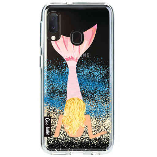 Casetastic Softcover Samsung Galaxy A20e (2019) - Mermaid Blonde