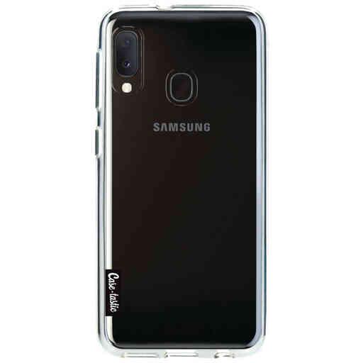 Casetastic Softcover Samsung Galaxy A20e (2019) - Transparant