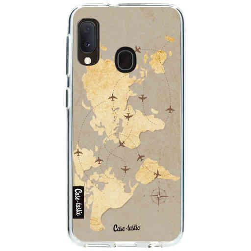 Casetastic Softcover Samsung Galaxy A20e (2019) - World Traveler