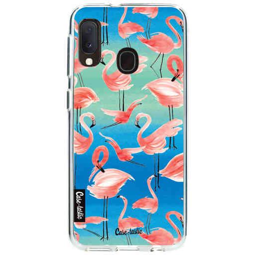 Casetastic Softcover Samsung Galaxy A20e (2019) - Flamingo Vibe