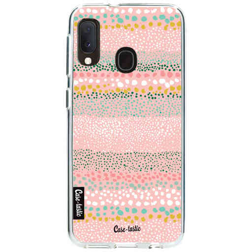 Casetastic Softcover Samsung Galaxy A20e (2019) - Lovely Dots