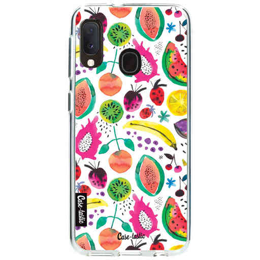 Casetastic Softcover Samsung Galaxy A20e (2019) - Tropical Fruits