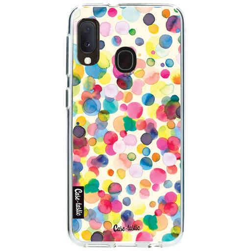 Casetastic Softcover Samsung Galaxy A20e (2019) - Watercolor Confetti