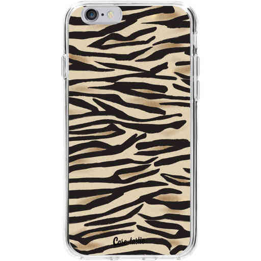 Casetastic Softcover Apple iPhone 6 / 6s - Savannah Zebra