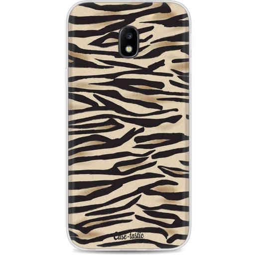 Casetastic Softcover Samsung Galaxy J3 (2017)  - Savannah Zebra