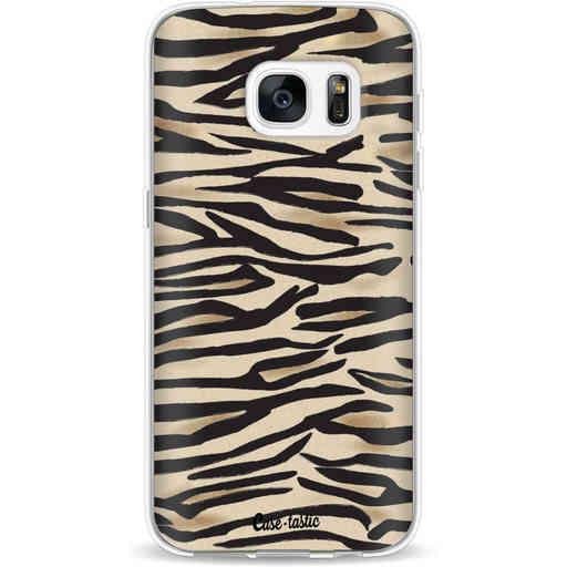 Casetastic Softcover Samsung Galaxy S7 - Savannah Zebra