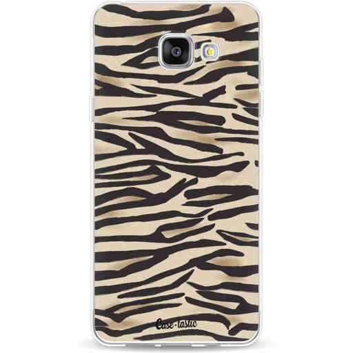 Casetastic Softcover Samsung Galaxy A5 (2016) - Savannah Zebra
