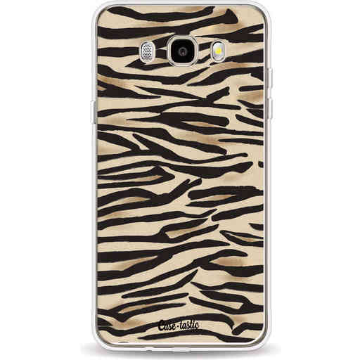 Casetastic Softcover Samsung Galaxy J5 (2016) - Savannah Zebra