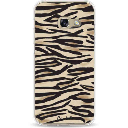 Casetastic Softcover Samsung Galaxy A3 (2017)  - Savannah Zebra