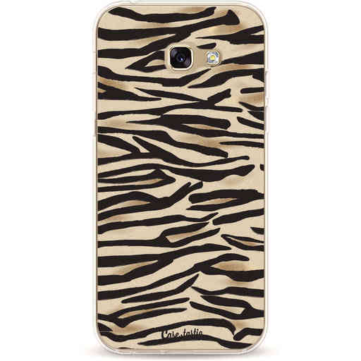 Casetastic Softcover Samsung Galaxy A5 (2017) - Savannah Zebra