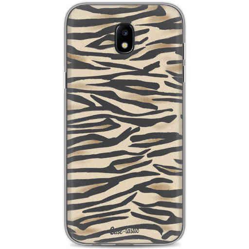 Casetastic Softcover Samsung Galaxy J5 (2017) - Savannah Zebra
