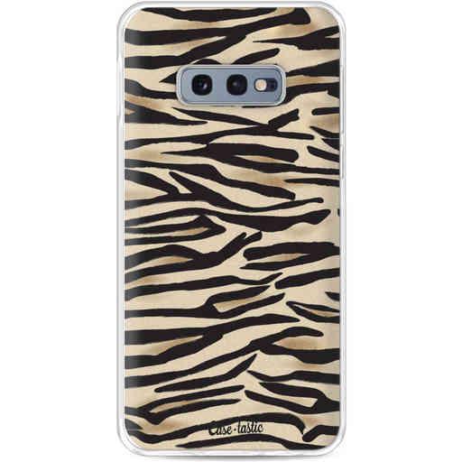 Casetastic Softcover Samsung Galaxy S10e - Savannah Zebra