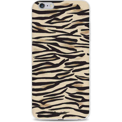 Casetastic Softcover Apple iPhone 6 Plus / 6s Plus - Savannah Zebra