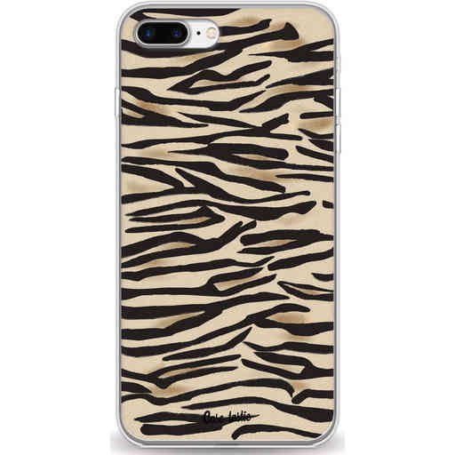 Casetastic Softcover Apple iPhone 7 Plus / 8 Plus - Savannah Zebra