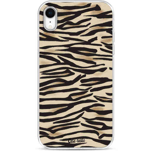 Casetastic Softcover Apple iPhone XR - Savannah Zebra