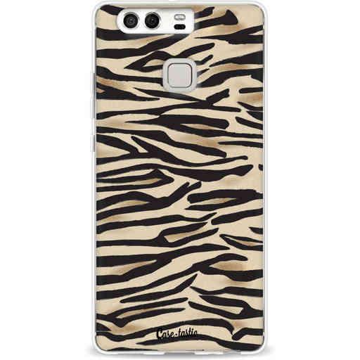 Casetastic Softcover Huawei P9 - Savannah Zebra