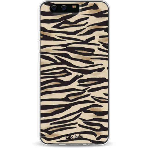Casetastic Softcover Huawei P10 - Savannah Zebra
