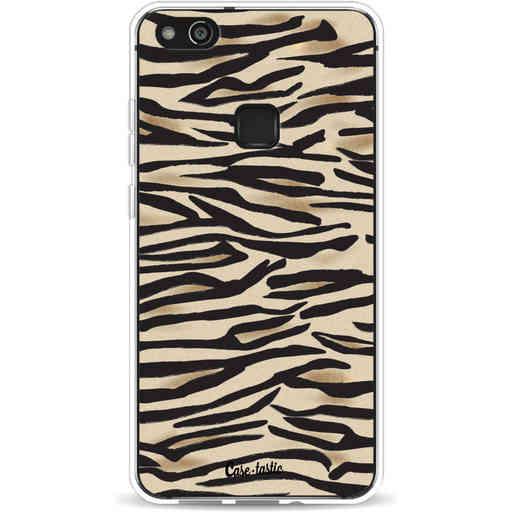 Casetastic Softcover Huawei P10 Lite - Savannah Zebra