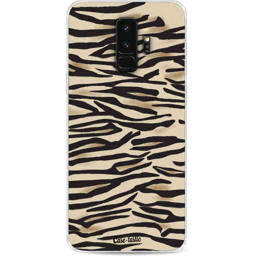 Casetastic Softcover Samsung Galaxy S9 Plus - Savannah Zebra