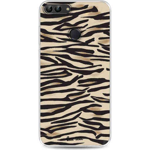 Casetastic Softcover Huawei P Smart - Savannah Zebra