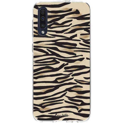Casetastic Softcover Samsung Galaxy A50 (2019) - Savannah Zebra