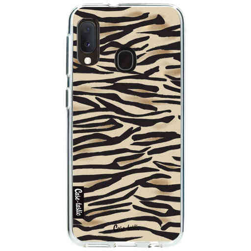 Casetastic Softcover Samsung Galaxy A20e (2019) - Savannah Zebra