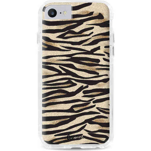 Casetastic Dual Snap Case Apple iPhone 7 / 8 - Savannah Zebra