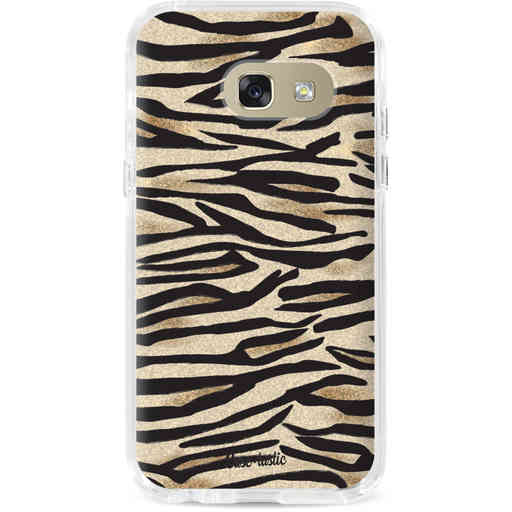 Casetastic Dual Snap Case Samsung Galaxy A3 (2017) - Savannah Zebra