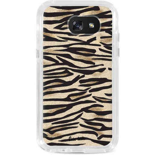 Casetastic Dual Snap Case Samsung Galaxy A5 (2017) - Savannah Zebra