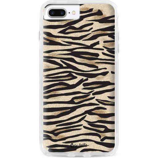 Casetastic Dual Snap Case Apple iPhone 7 Plus / 8 Plus - Savannah Zebra