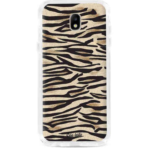 Casetastic Dual Snap Case Samsung Galaxy J7 (2017) - Savannah Zebra