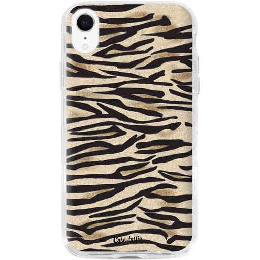 Casetastic Dual Snap Case Apple iPhone XR - Savannah Zebra