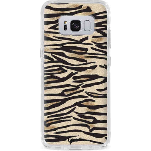Casetastic Dual Snap Case Samsung Galaxy S8 Plus - Savannah Zebra