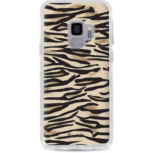 Casetastic Dual Snap Case Samsung Galaxy S9 - Savannah Zebra