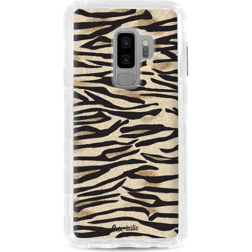 Casetastic Dual Snap Case Samsung Galaxy S9 Plus - Savannah Zebra