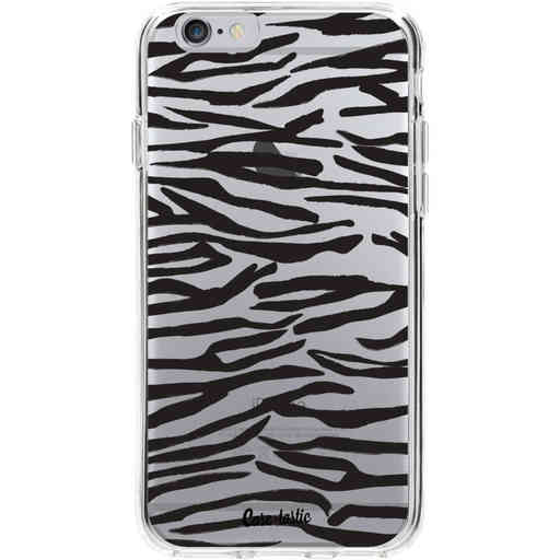 Casetastic Softcover Apple iPhone 6 / 6s - Zebra