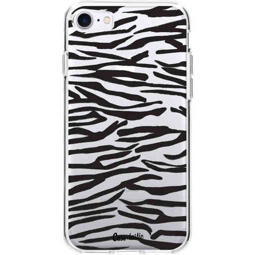 Casetastic Softcover Apple iPhone 7 / 8 - Zebra