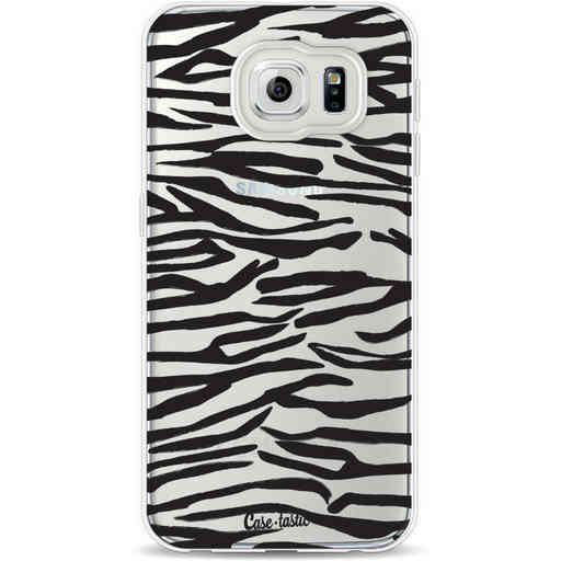 Casetastic Softcover Samsung Galaxy S6 - Zebra