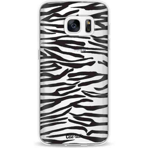 Casetastic Softcover Samsung Galaxy S7 - Zebra