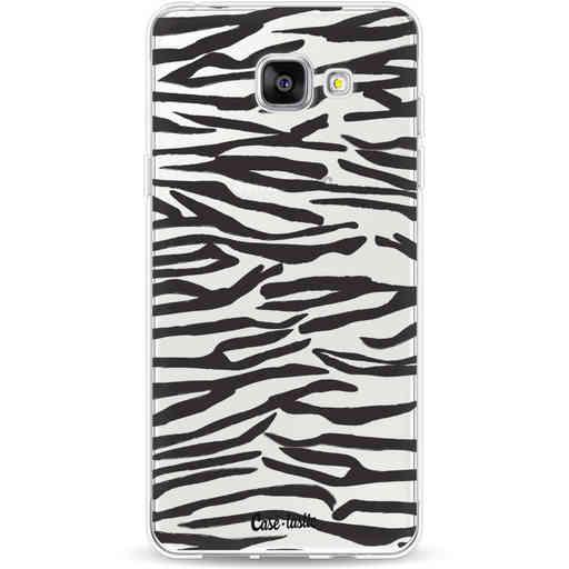 Casetastic Softcover Samsung Galaxy A5 (2016) - Zebra