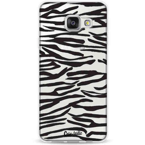Casetastic Softcover Samsung Galaxy A3 (2016) - Zebra