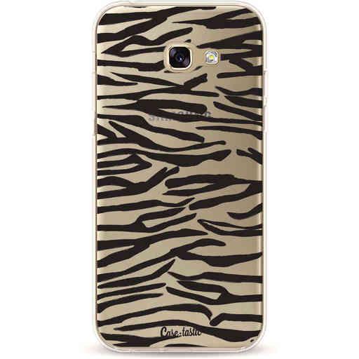 Casetastic Softcover Samsung Galaxy A5 (2017) - Zebra
