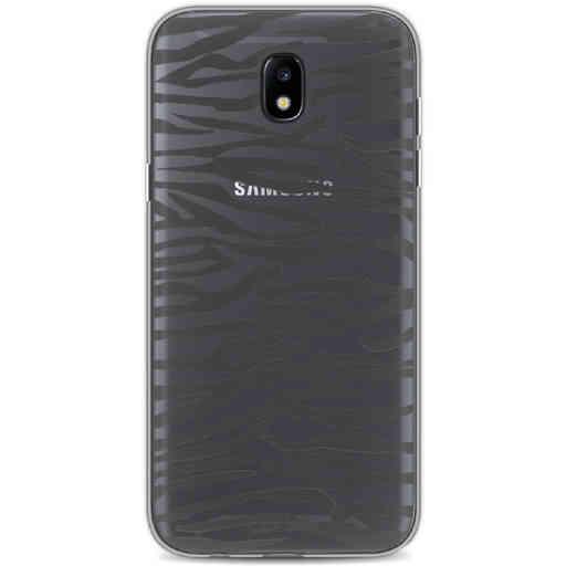 Casetastic Softcover Samsung Galaxy J5 (2017) - Zebra
