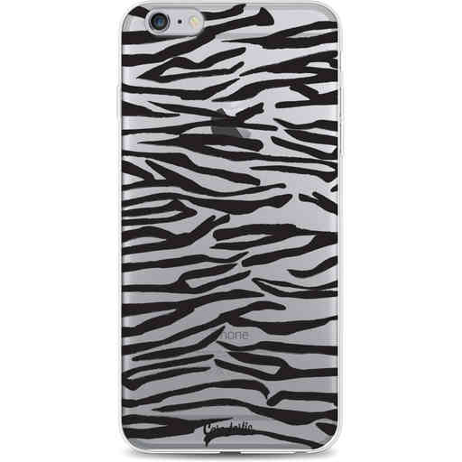 Casetastic Softcover Apple iPhone 6 Plus / 6s Plus - Zebra
